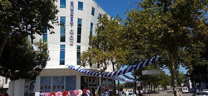 Beş Yıldızlı Kuzey Göz Hastalıkları Merkezi Trabzon'da Açıldı