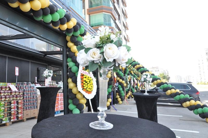 Zem Gross Market'in Açılışı Yapıldı galerisi resim 1