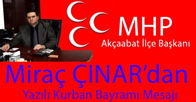 MHP'de Bayramlaşma Bayramın 2.Günü Saat:11.00'da Parti Binasında Gerçekleştirilecek.