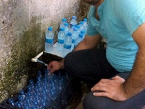 Trabzon'da bu su şifa dağıtıyor