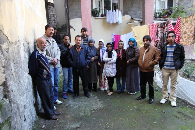 Trabzon'da Yaşayan Afganlı Mültecilerin Durumları İçler Acısı.