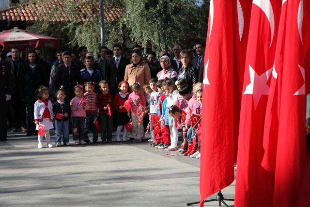 Cumhuriyet Bayramı Kutlamaları Akçaabat'ta Başladı.