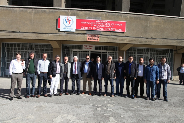 Ankarademirspor Maçı Sonrası Haber Sitemize Önemli Açıklamalarda Bulundu.