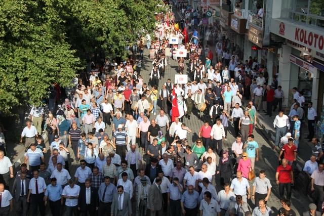Akçaabat Festivalinin Tarihi ( 31 Temmuz-3 Ağustos ) Olarak Belirlendi.