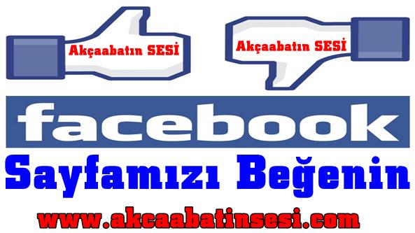 Haberlerimizi Facebook Sayfamızdan'da Takip Edebilirsiniz