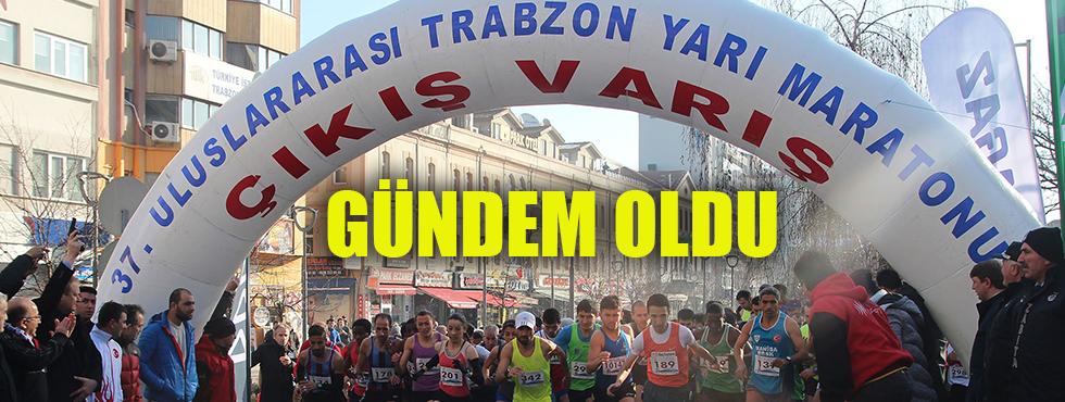 Maraton Ve Halk Koşusu Gündem Oldu