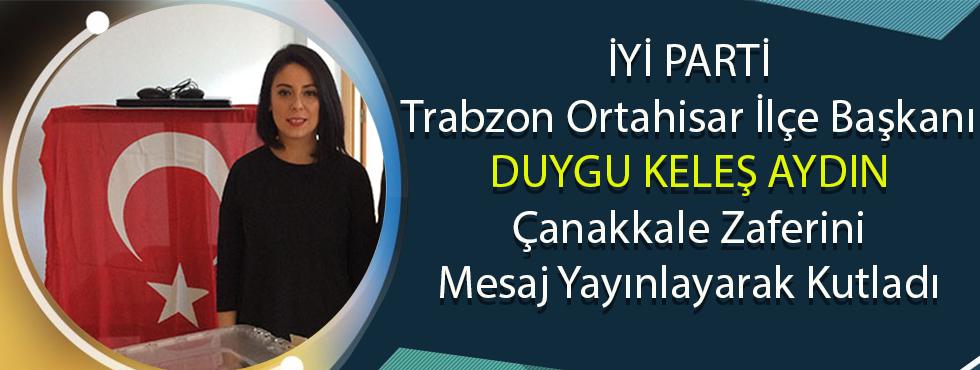 18 Mart Çanakkale Zaferi, Türk Tarihinin Ve Kahraman Türk Milleti'nin Destanıdır.