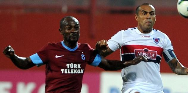 Trabzonspor'un en istikrarlısı Zokora