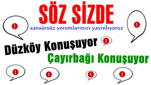Seçim Öncesi Vatandaş'ın Ağzından Düzköy Yorumu