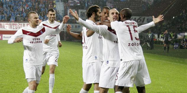 Trabzonspor ilklerin peşinde