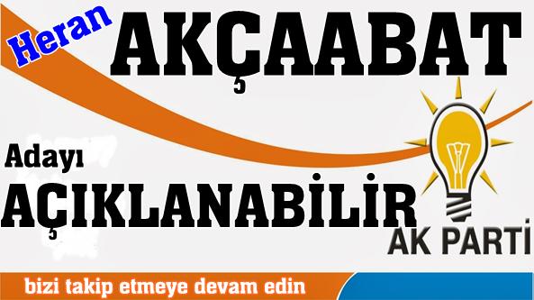 Başbakan Akçaabat'ı Değiştirdi.