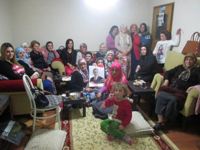 Hizmet İçin Akçaabat'ın MHP'ye İhtiyacı Var