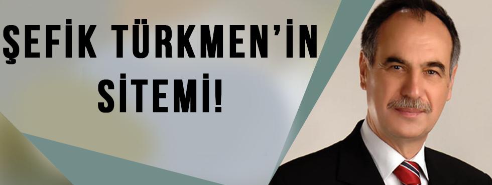 Şefik Türkmen'in Sitemi!