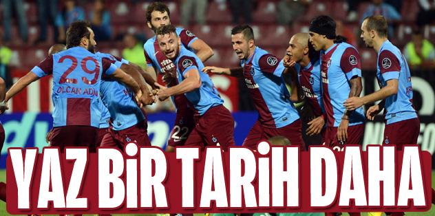 Haydi Trabzonspor Yaz Bir Tarih Daha