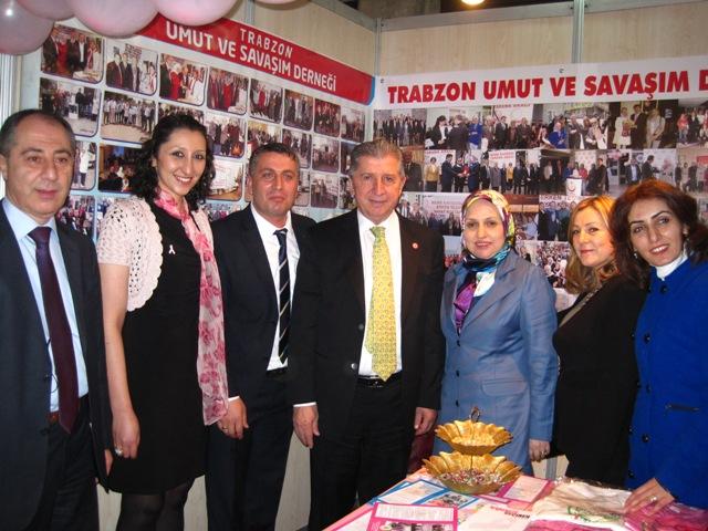 Umut Ve Şavaşım Derneği Ankara'daki Etkinliklere Katıldı