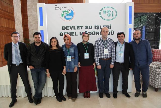 DSİ 22.Bölge Personelleri Antalya'da Eğitim Seminerine Katıldılar