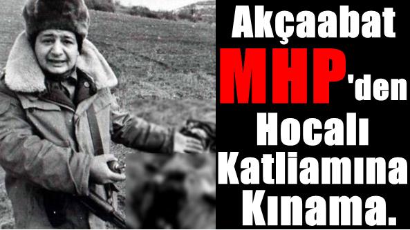 Karabağlı Kardeşlerimizin, Hocalıda Maruz Kaldığı Soykırımı Asla Unutmayacağız,