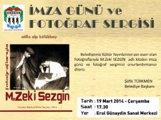 Fotoğraflarıyla M.Zeki Sezgin
