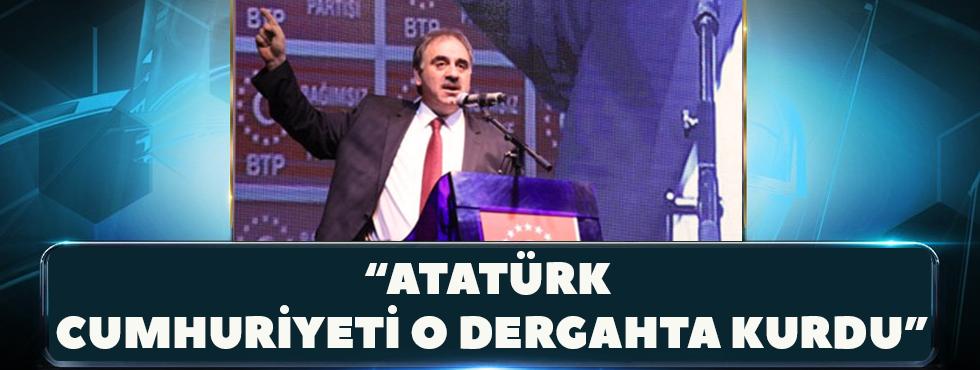 "Selim Kotil,""Atatürk Cumhuriyeti O Dergâhta Kurdu"""