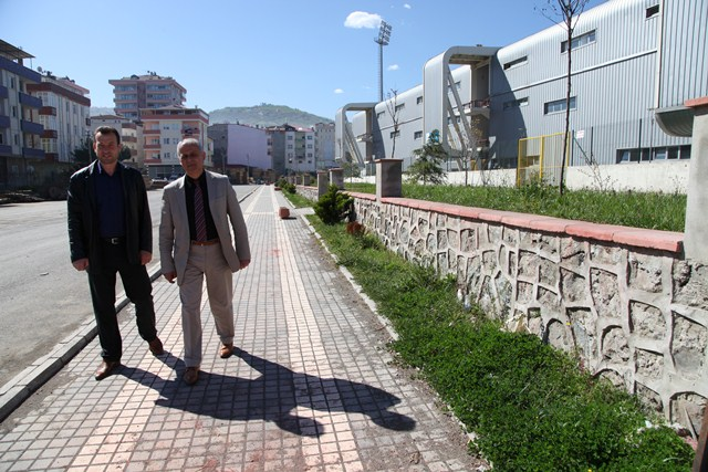 Metin Gedikli'den Akçaabat Spor'una Destek
