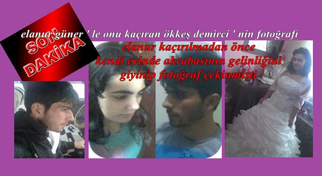 Akçaabat ' lı Elanur Güner ' i Kaçıran Kişinin Fotoğrafı