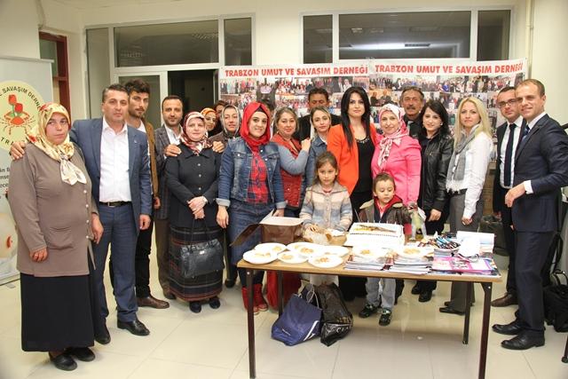 Lösemili Çocuklar Yararına Mahmut Goloğlu Oditoryumunda Gece Düzenlendi.