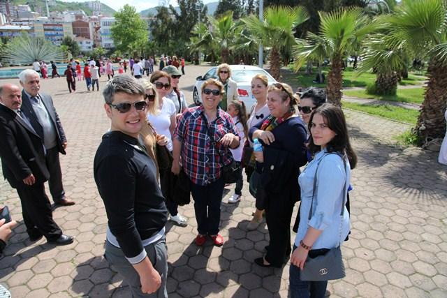 Bu Öğrenciler Trabzon'lu Ama Trabzon'a Hiç Gelmediler