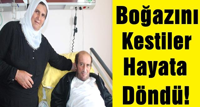 Düzköy'lü Hastanın İlginç Yaşam Mücadelesi.