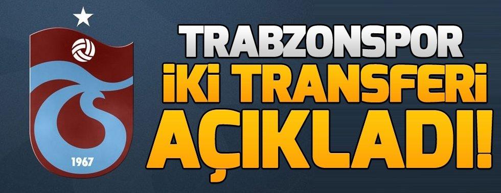 Trabzonspor Donis Avdijaj Ve Ahmet Baha Bilgin Sözleşme İmzaladı