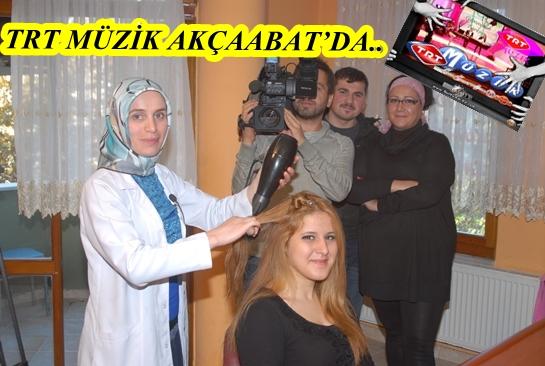 TRT MÜZİK AKÇAABAT'DA..