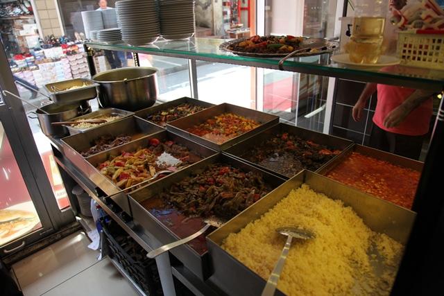 İmren Lokantasından Ramazana Özel Yemekler
