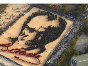 İşte En Büyük Atatürk Portresi