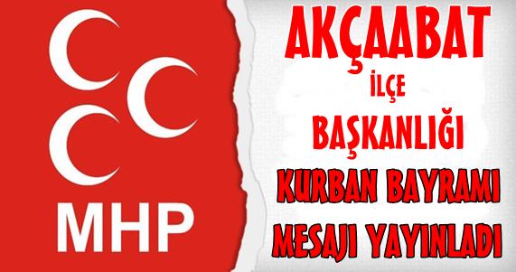 Türk Dünyasının Ve Tüm İslam Âleminin Mübarek Kurban Bayramını Tebrik Ediyoruz
