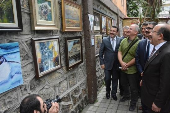 Trabzon Sanat Günleri Başladı