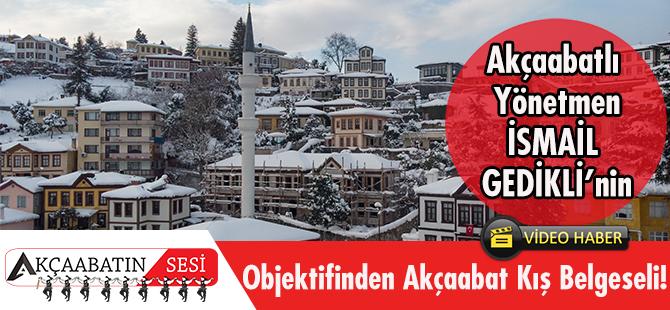 Akçaabatlı Yönetmenden İsmail Gedikli'nin Objektifinden Akçaabat Kış Belgeseli!
