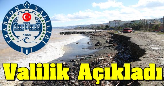 İşte Yağmurun Trabzon'a Verdiği Zarar