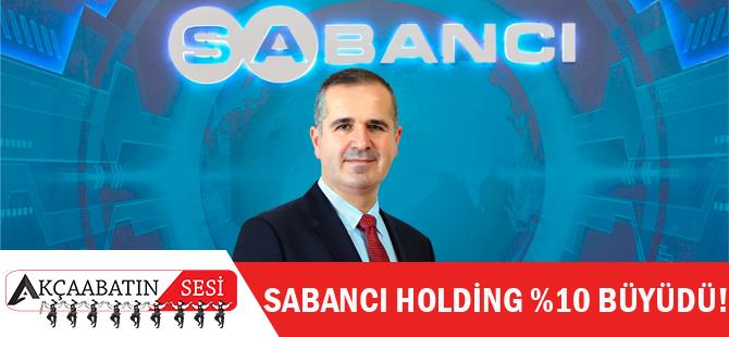Sabancı Holding, Teknoloji Ve Dijitalleşmeyi Odağına Aldı, Gelirde %10 Büyüdü