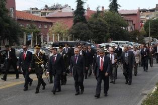 Trabzon'da Cumhuriyet Bayramı
