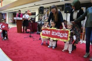 Varlıbaş Avm'de 29 Ekim Cumhuriyet Bayramı Etkinlikleri