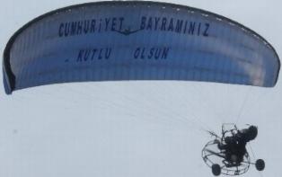 Trabzon'da Cumhuriyet Bayramı Kutlamaları