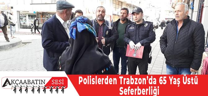 Polis 65 Yaş Üstü Vatandaşları Büyük Bir Sabırla Anlattı Ve Uyardı!