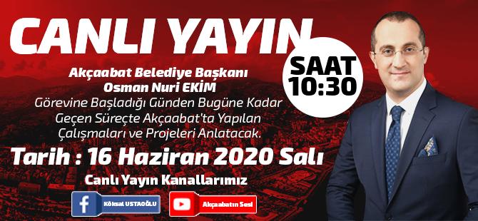 Başkan,Osman Nuri Ekim'den 444.Gün Değerlendirme Toplantısı