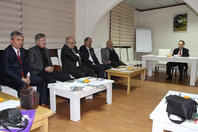 2014 Yılının Son Toplantısı Gerçekleşti