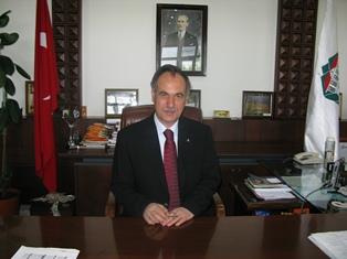 Başkan Türkmen Yeni Yıl Mesajı Yayınladı