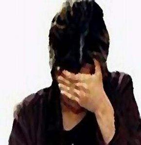 Trabzon'da kadın hırsız yakalanarak gözaltına alındı.