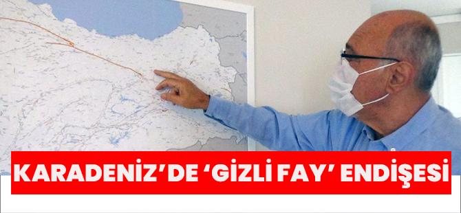 Karadeniz'de 'Gizli Fay' Endişesi