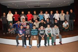 Akçaabat Belediyesi Horoncuları Yarışmaya Hazırlanıyor