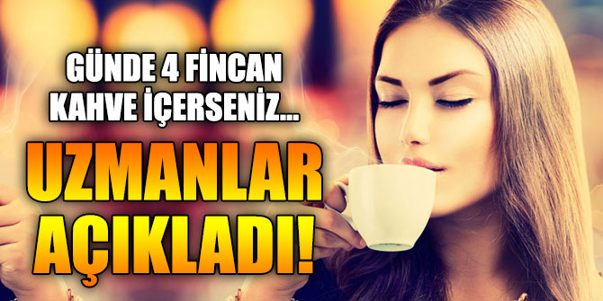 Bilimsel Olarak Günde Kaç Fincan Kahve İçmek Sağlık İçin Faydalı?