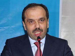 """Bakan Yardımcısı """"Muhammet Balta"""" istifa etti"""