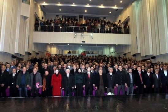 Salih Cora AK Parti Trabzon Milletvekilliği İçin Aday Adaylığını Açıkladı